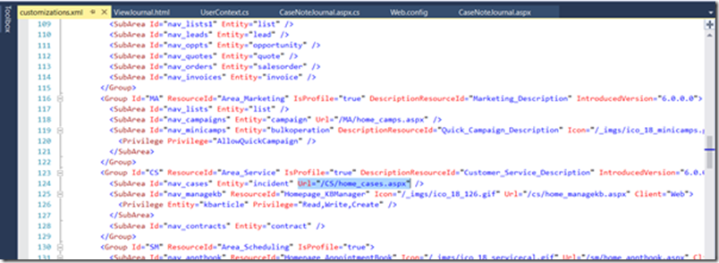 upgrading crm 2011 fixing the sitemap after upgrade