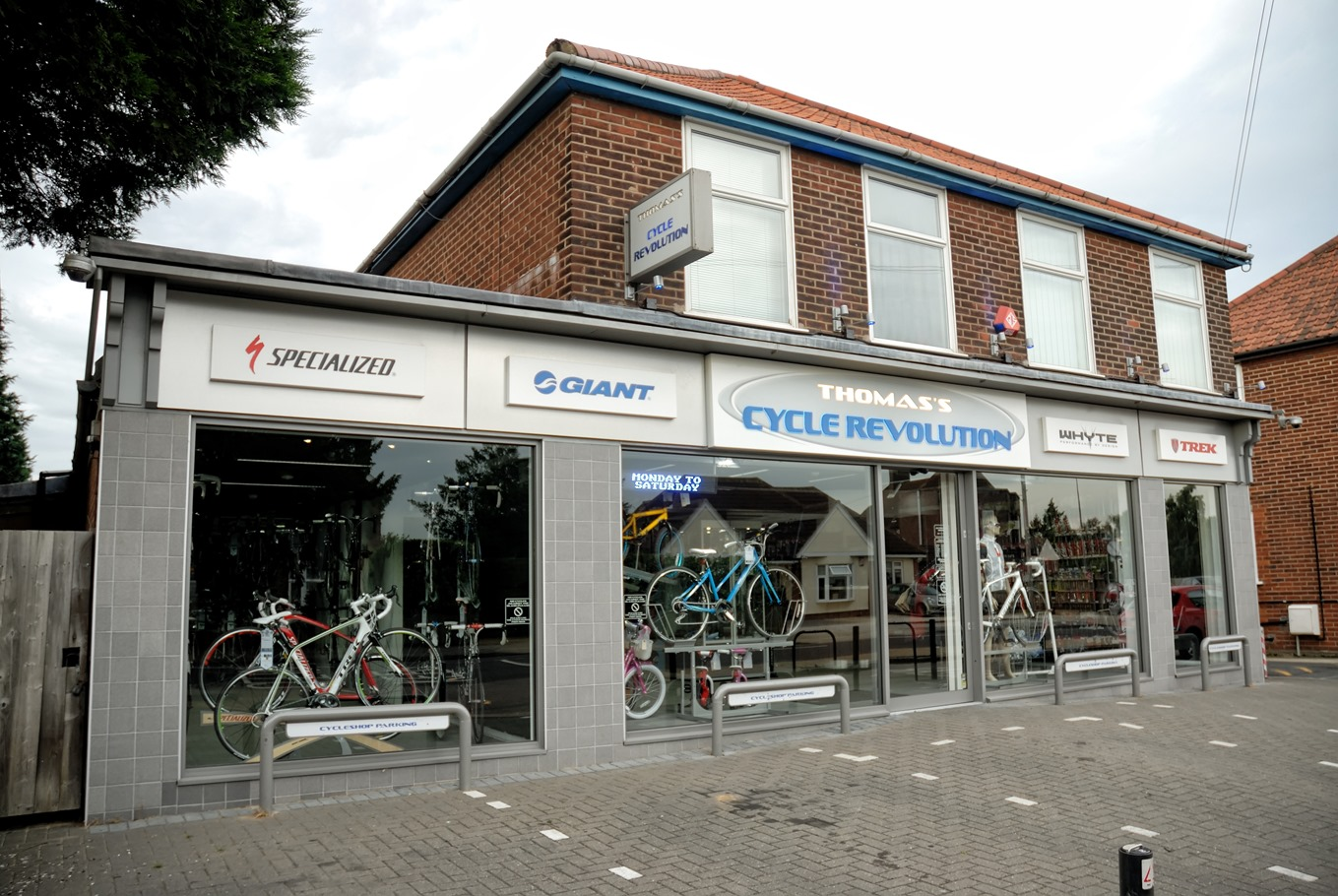 Cycle Revolution Ipswich (27)