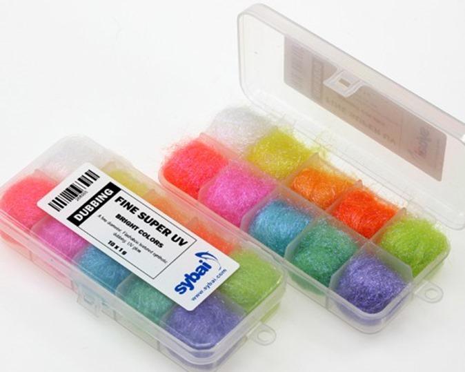 Super UV Bright Colours