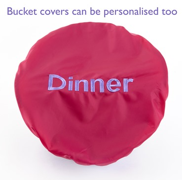 Bucket covers