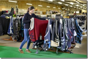 RB Equestrian's rug collection