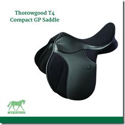 Thorowgood T4 Compact GP Saddle FACEBOOK