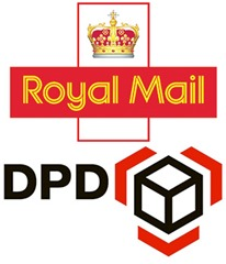 Royal Mail & DPD