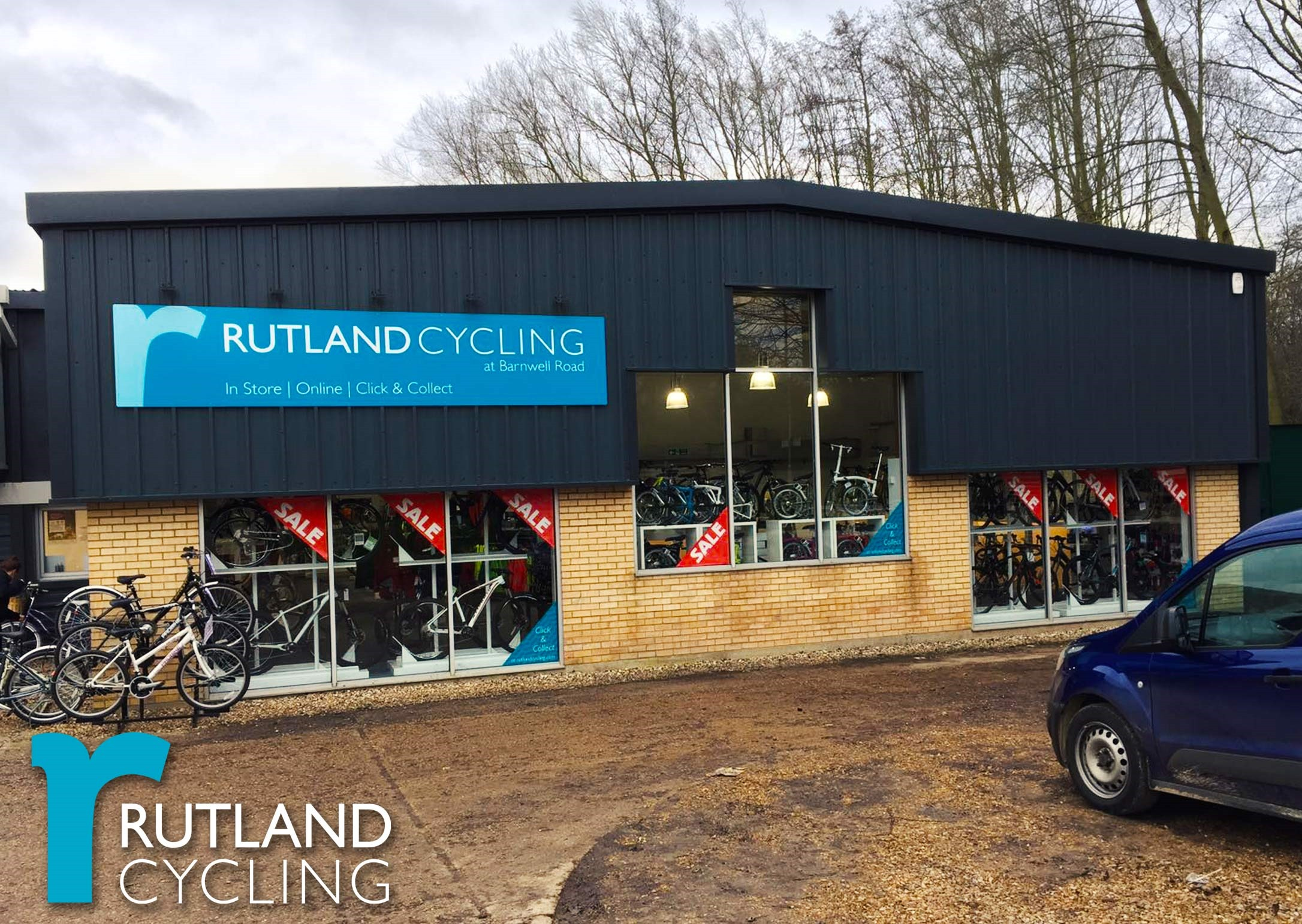 Rutland Cycling New Cambridge Shops