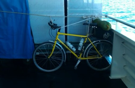 Frank-Burns-Cycling-Florida-Ferry