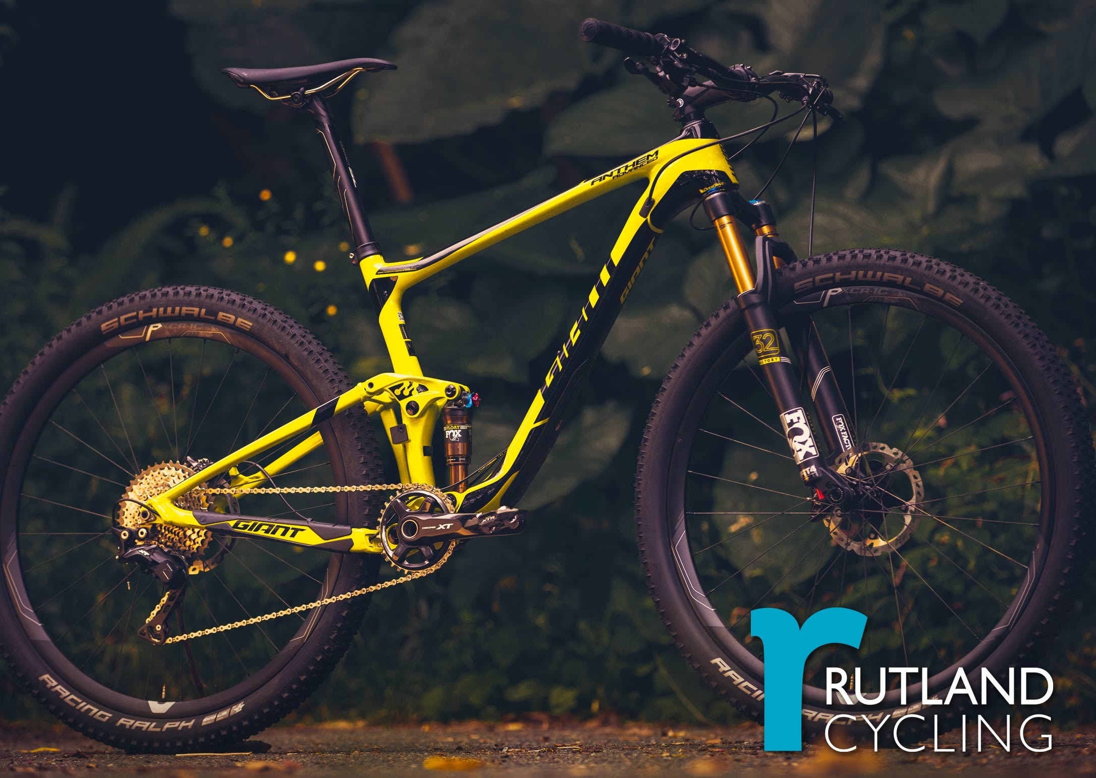 2016 Giant Anthem Advanced 27.5 1 Review