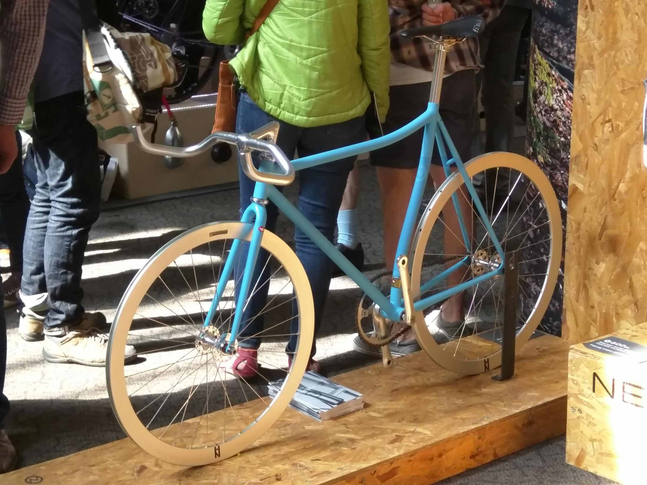 UK Handmade Bicycle Show Event