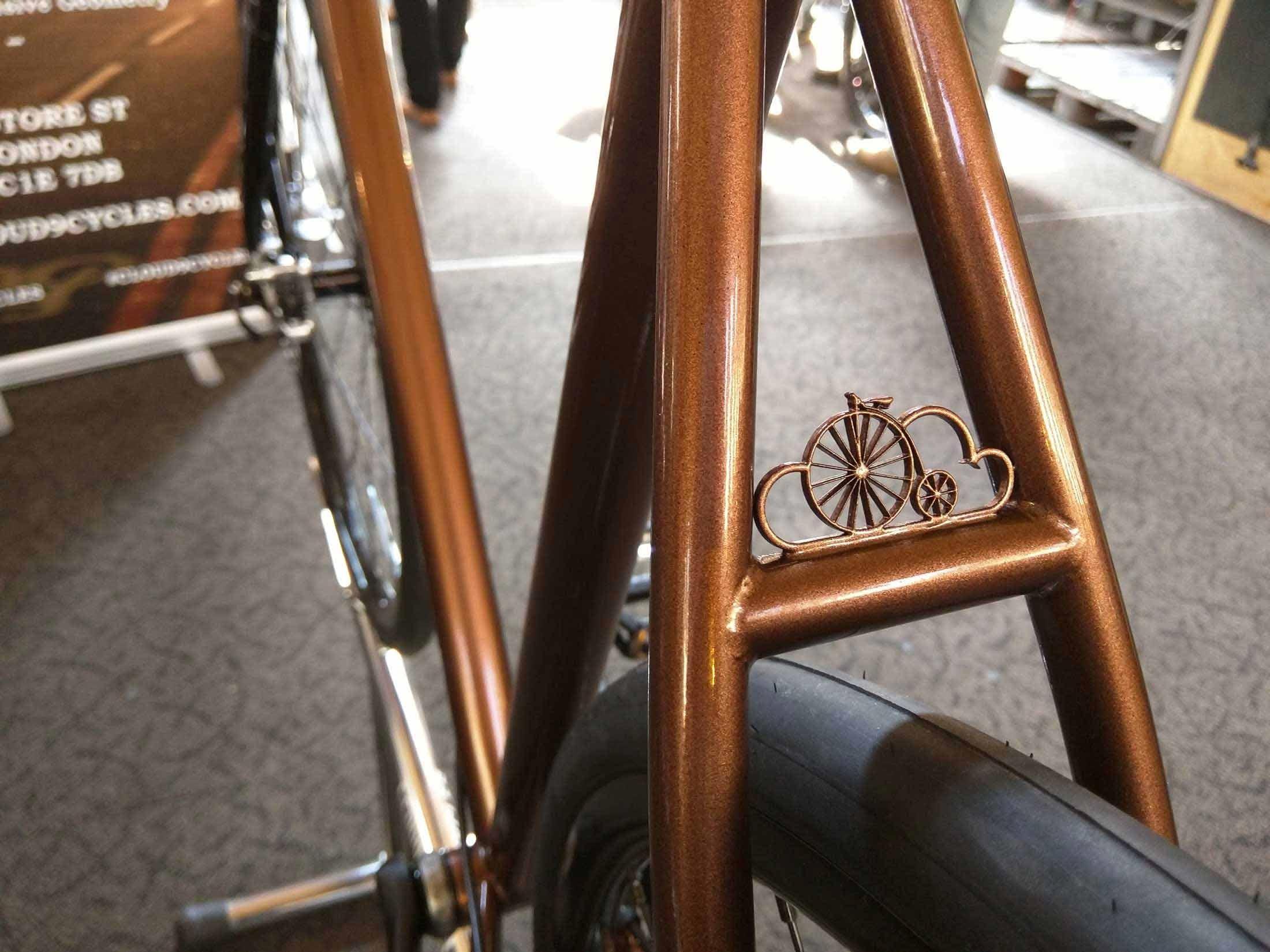 Bespoke Handmade Bike Frames