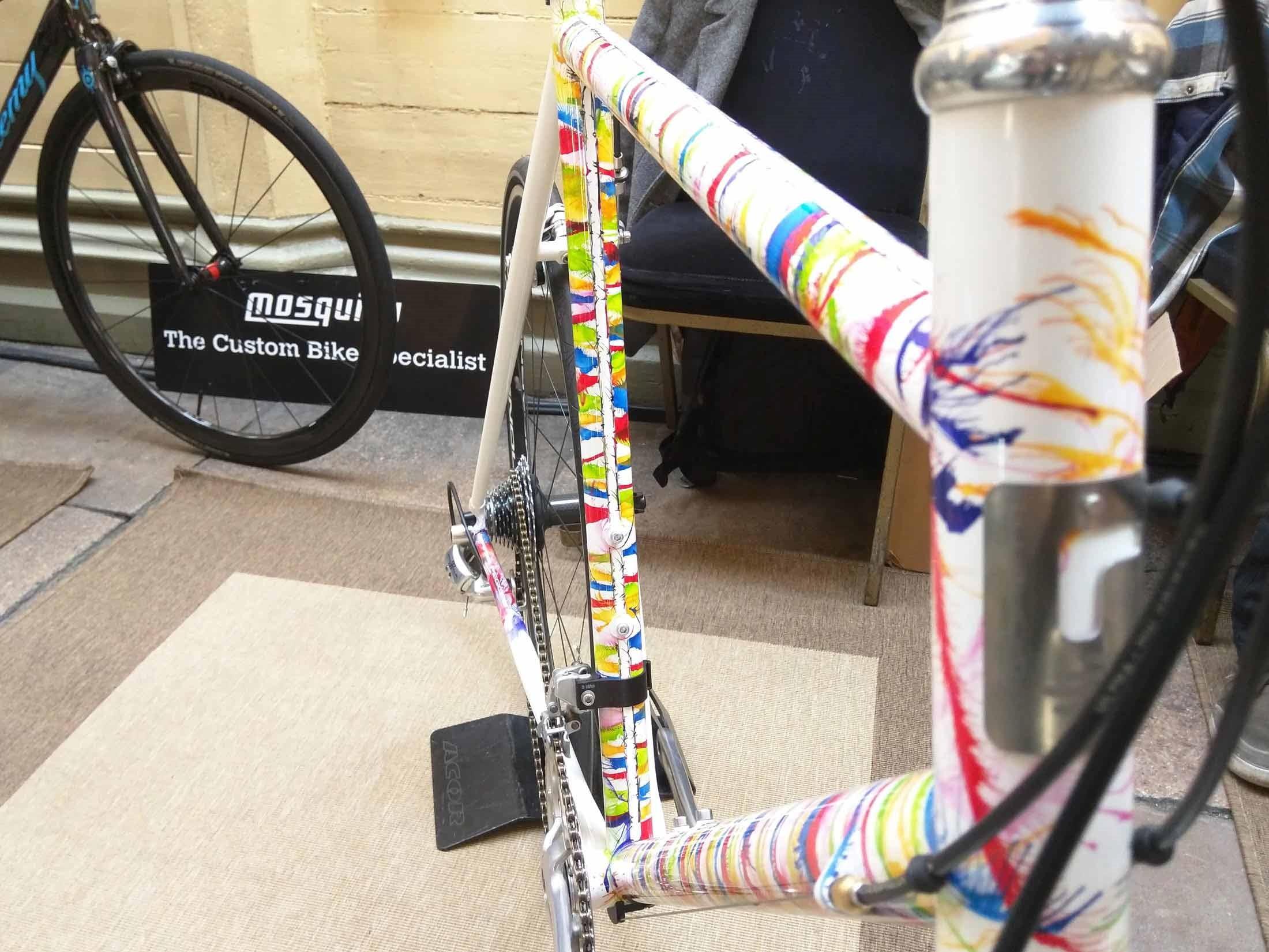 Bristol Bespoke Handmade Bike Show