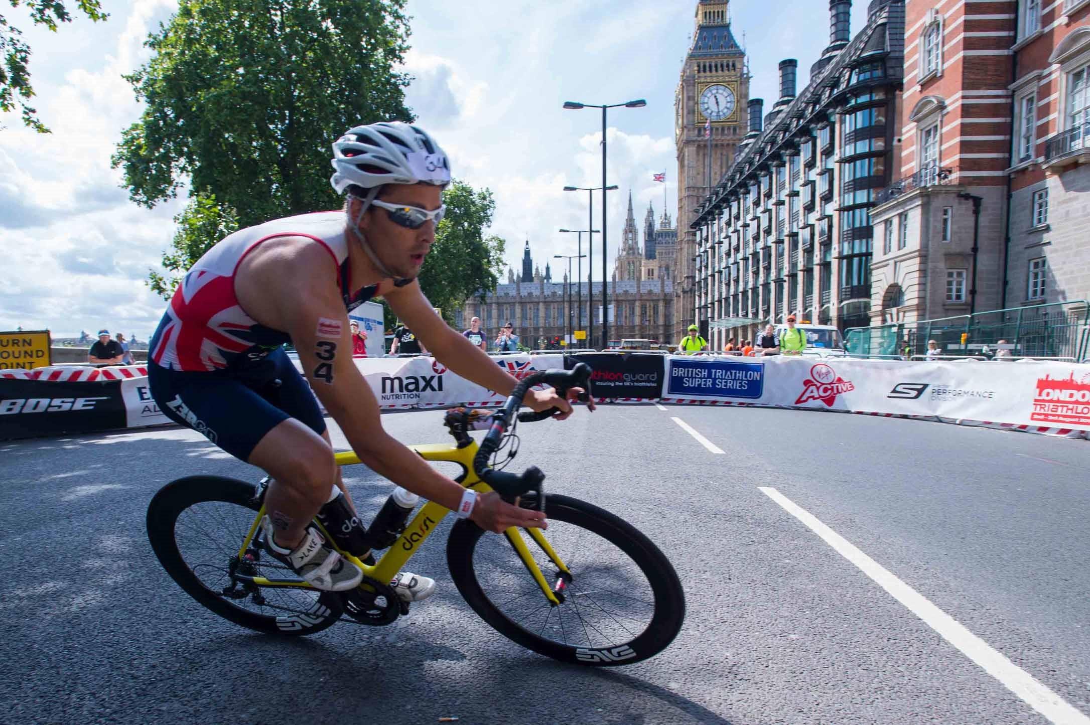 Professional Triathlete Mark Buckingham Diet