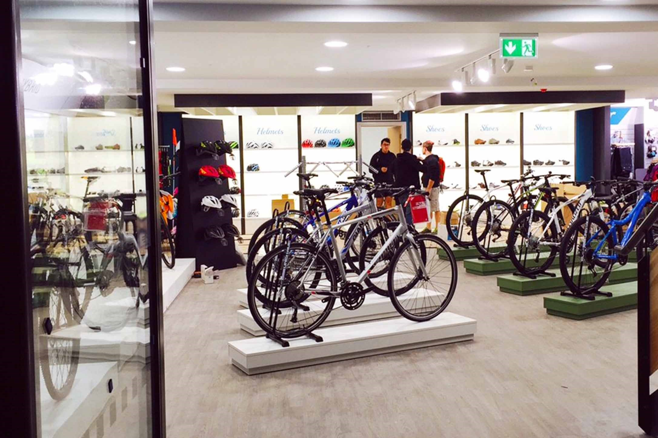 Rutland Cycling New Peterborough Store