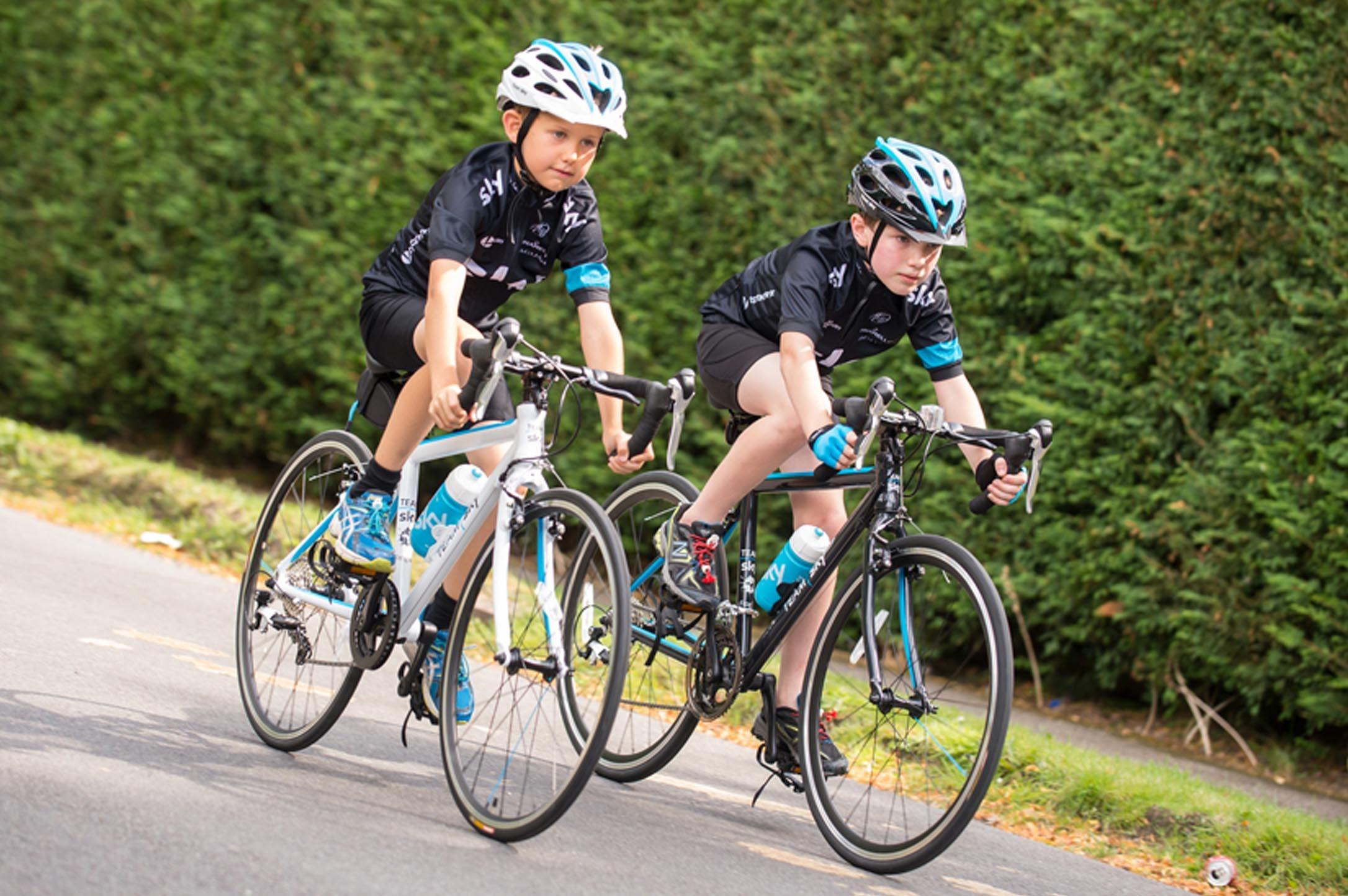 Win a Frog Team Sky Road Bike