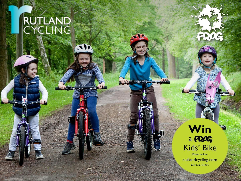 Win a Frog Road Bike