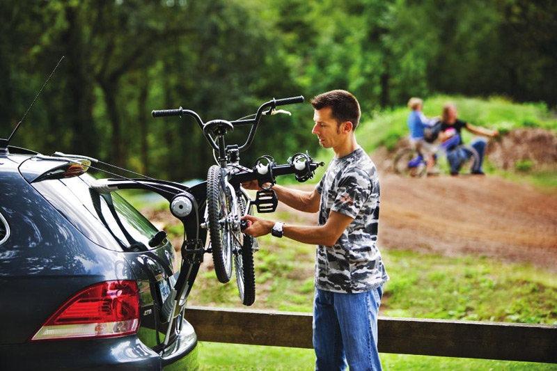 2015 Thule Raceway Car Rack Review