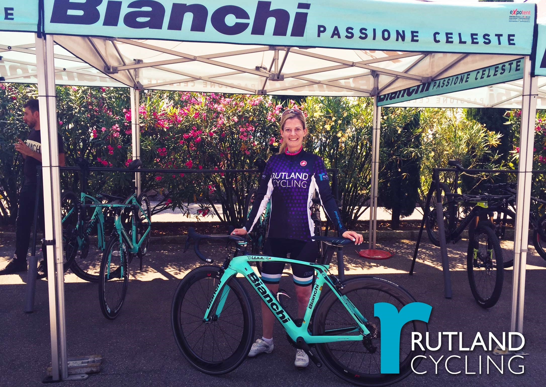 Bianchi Oltre XR4 First Ride