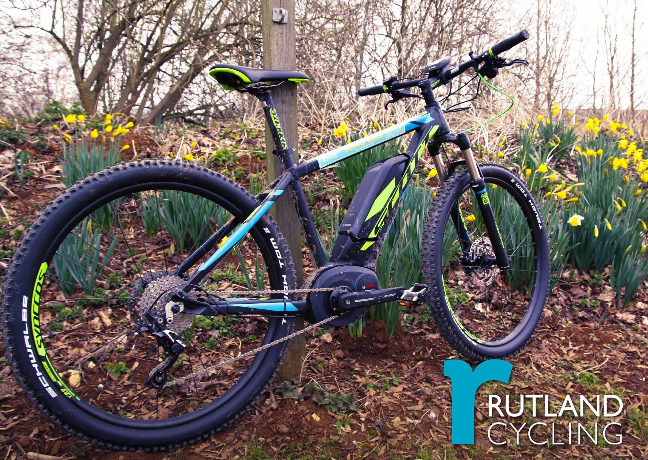 E-bike Review: 2016 Scott E-Aspect 720