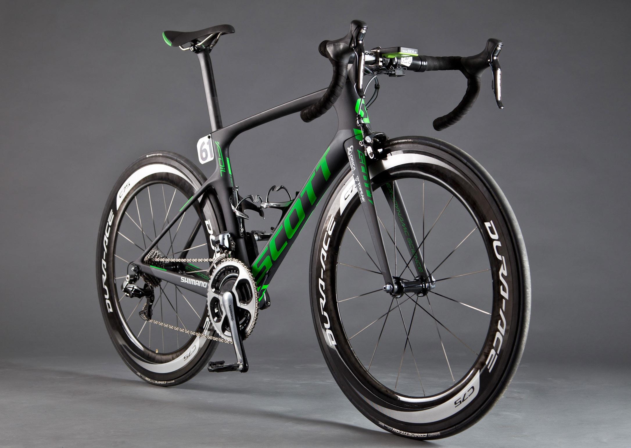 Scott Foil Pro Tour Bikes