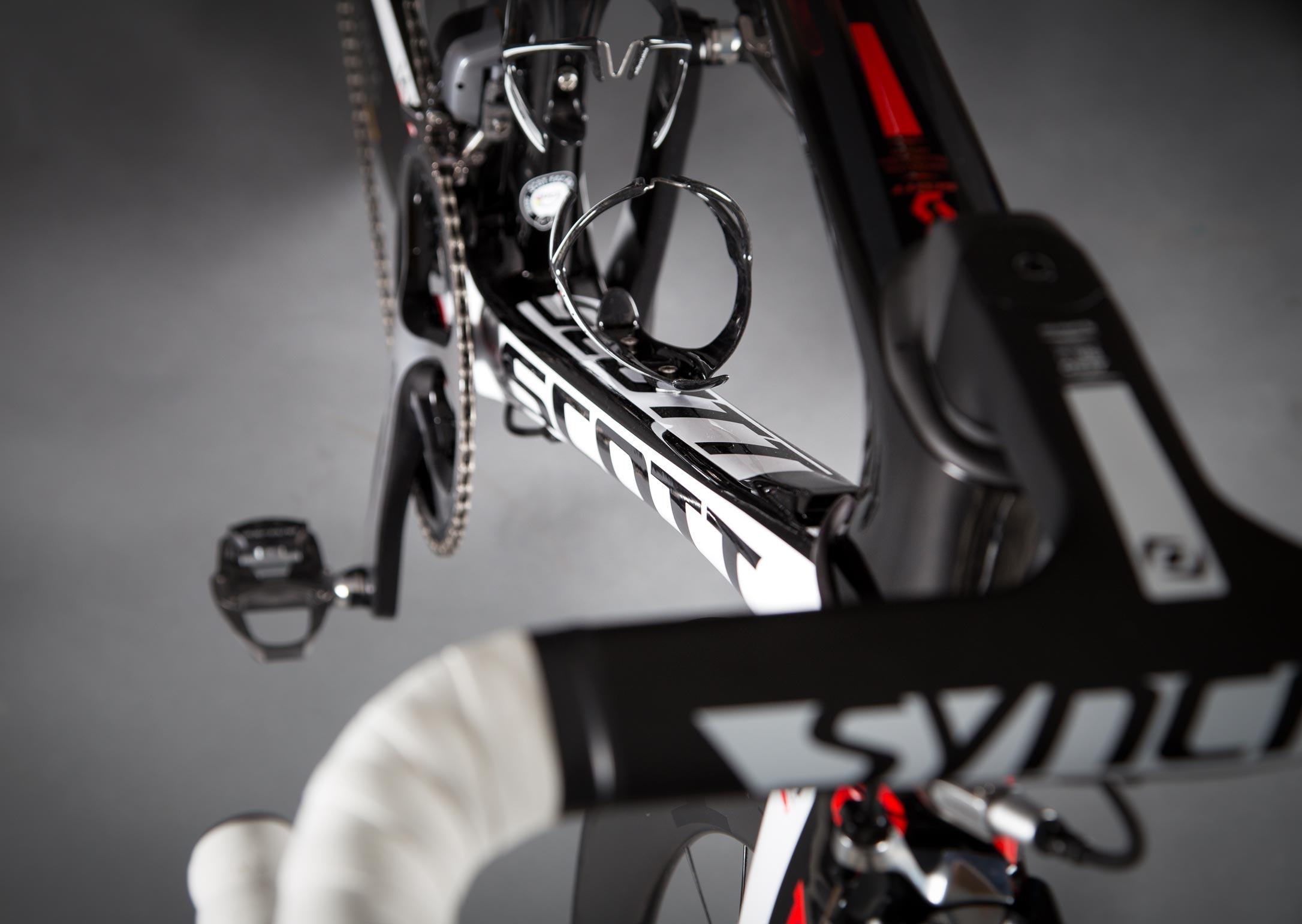 Scott Foil IAM Cycling Team Issue Bike