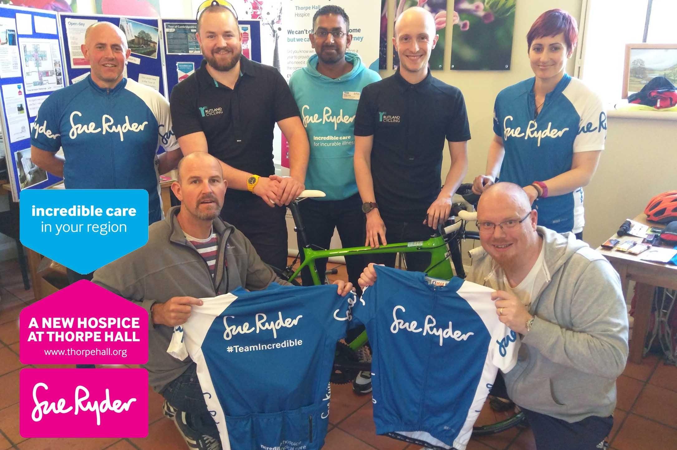 Rutland Cycling Charity Policy
