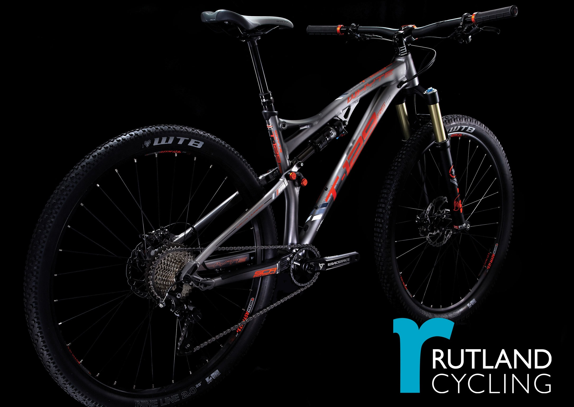Whyte 2016 T-129 RS Review Frame