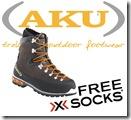 Aku-X-Sock-Promo