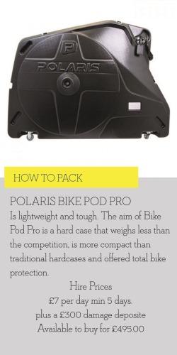 Polaris bike box
