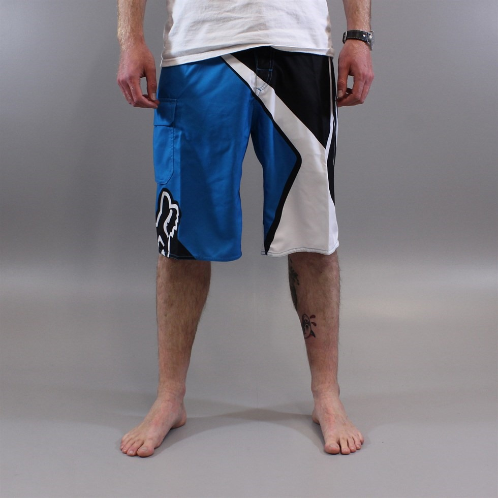 Fox Spike Sym Boardshorts in Blue