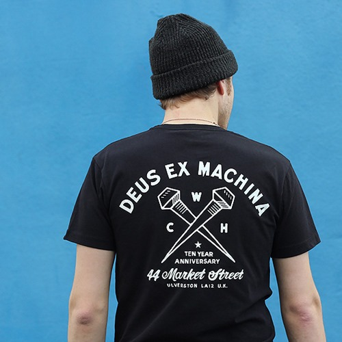 Deus x WCH Address Tee
