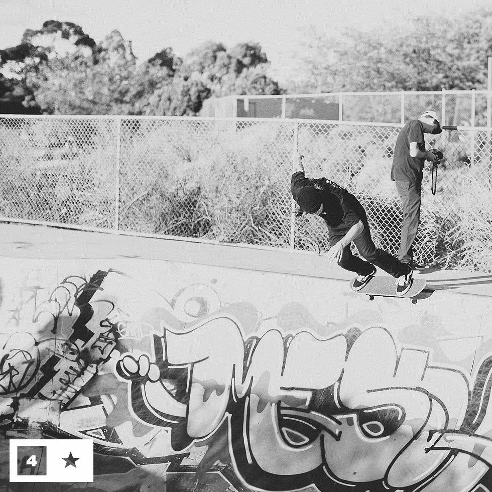 Fourstar Skateboard Clothing