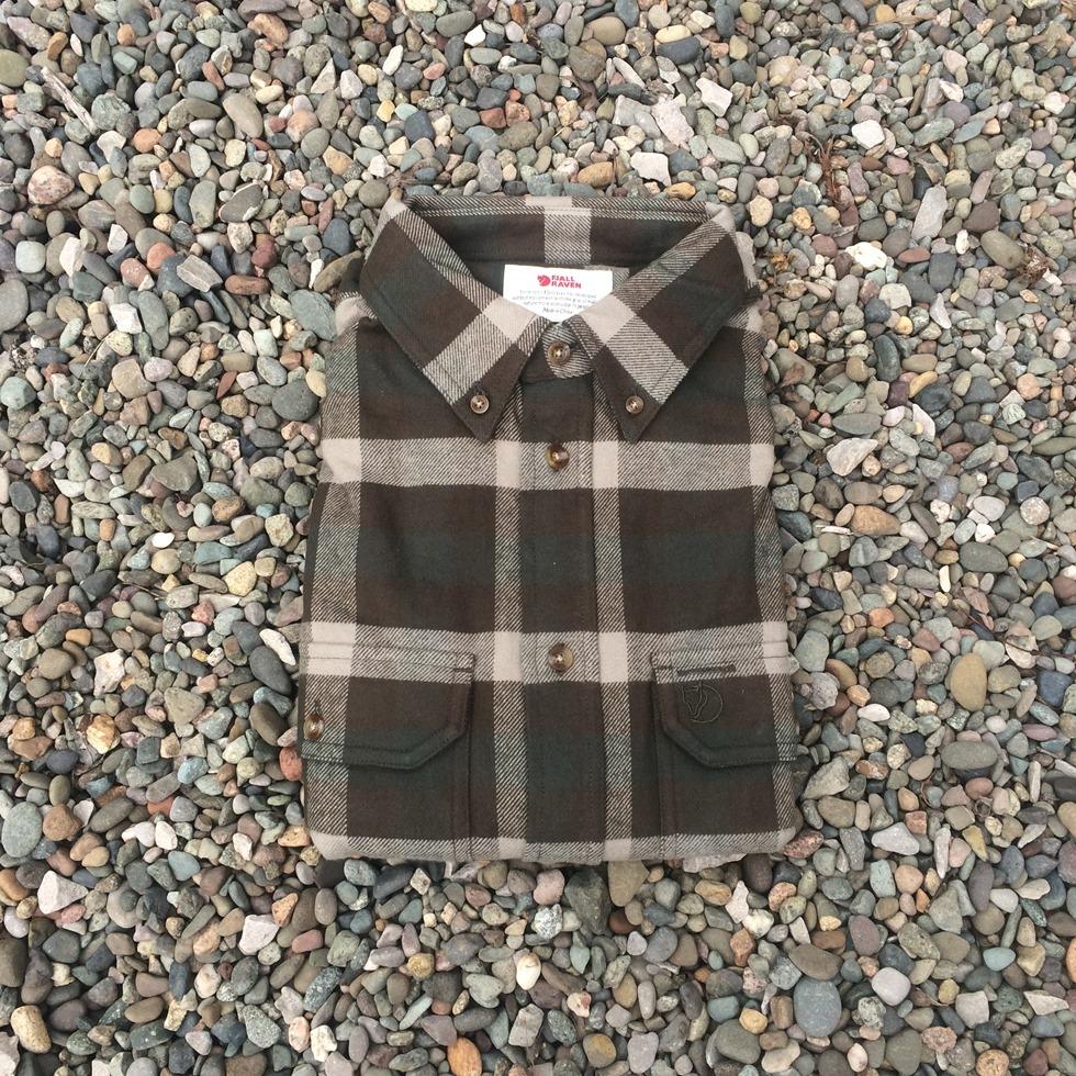 Fjallraven Skog Shirt New Moss