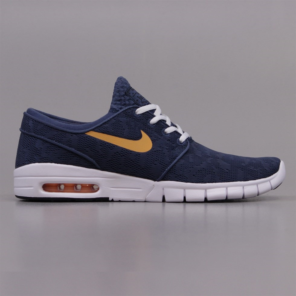Nike SB Staffan Janoski Slate Blue Mango