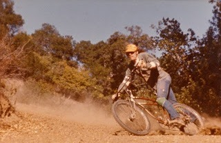 Marin County Charlie Kelly