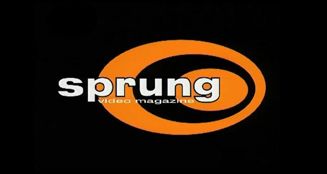Sprung Video Magazine