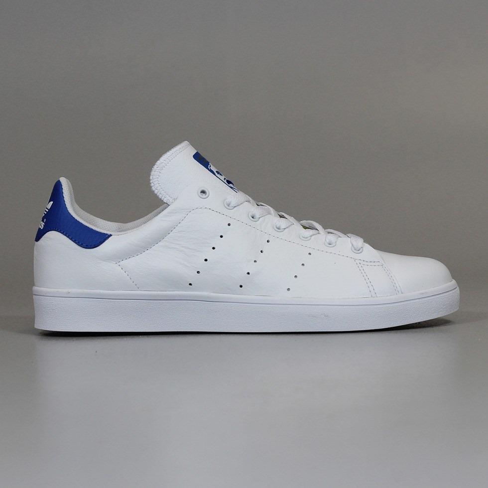 Adidas Stan Smith Vulc Shoes White