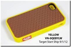 yellow gum