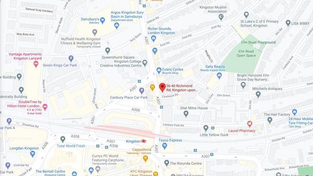 Kingston map thumb