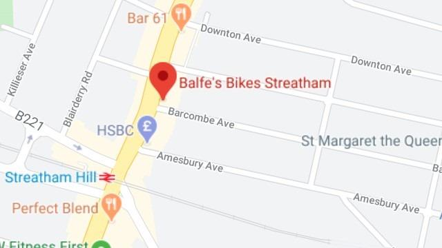 Streatham map thumb