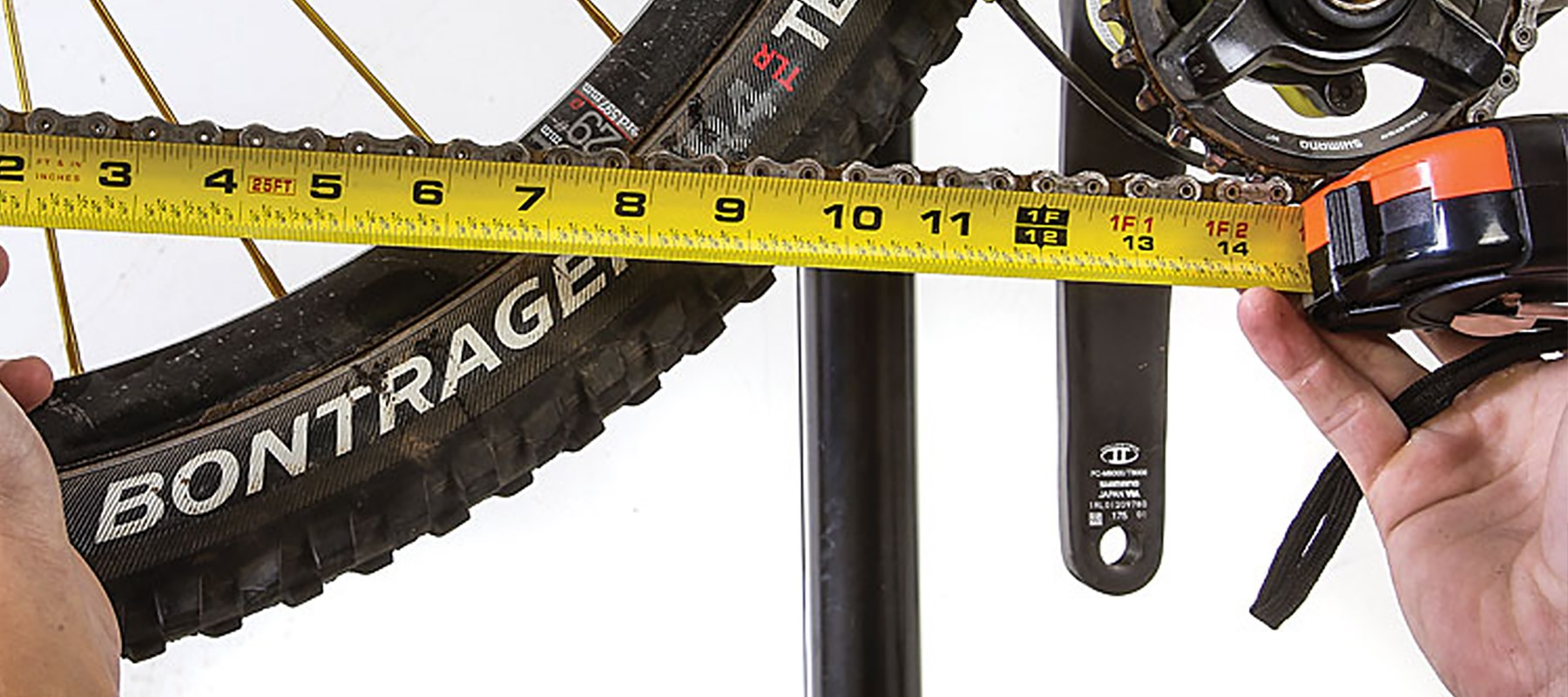 Bike Sizing Guide By Balfes Bikes
