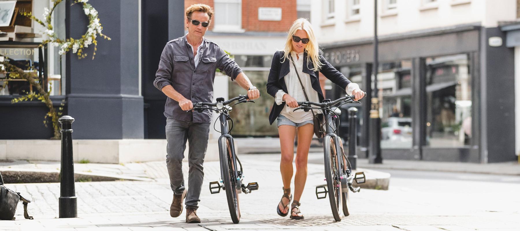 Hybrid Bike Quick Sizing Guide
