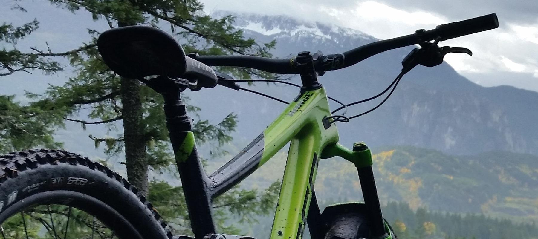 Mountain Bike Quick Sizing Guide