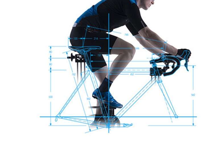 Giant Power fit Bike Fitting 2