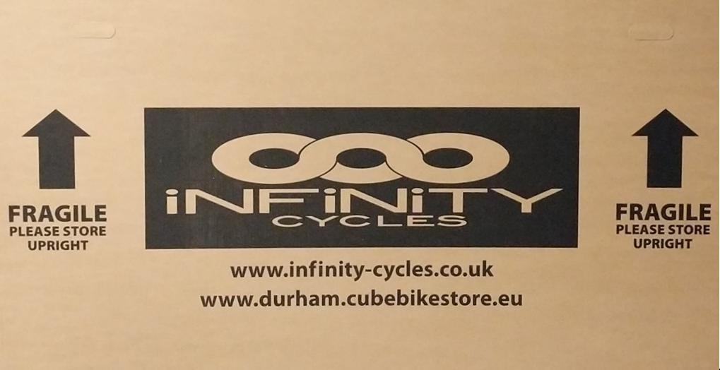 Mail-Order Bike Build Instructions