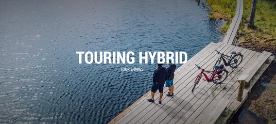 cube touring hybrid bikes
