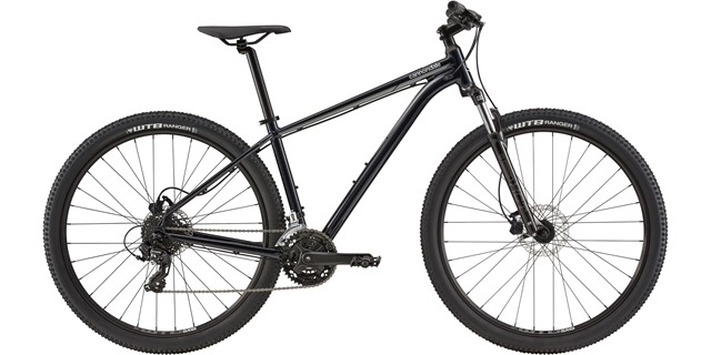 2020 Cannondale Trail 7 Midnight
