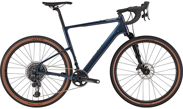 2021 Cannondale Topstone Lefty Carbon 1 in Chameleon