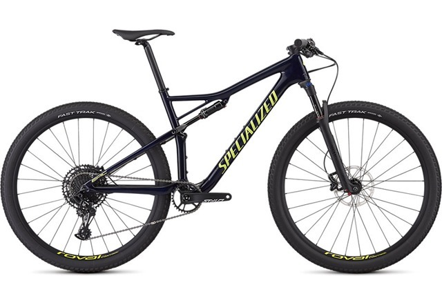 2019 SPECIALIZED MOUNTAIN BIKE GUIDE
