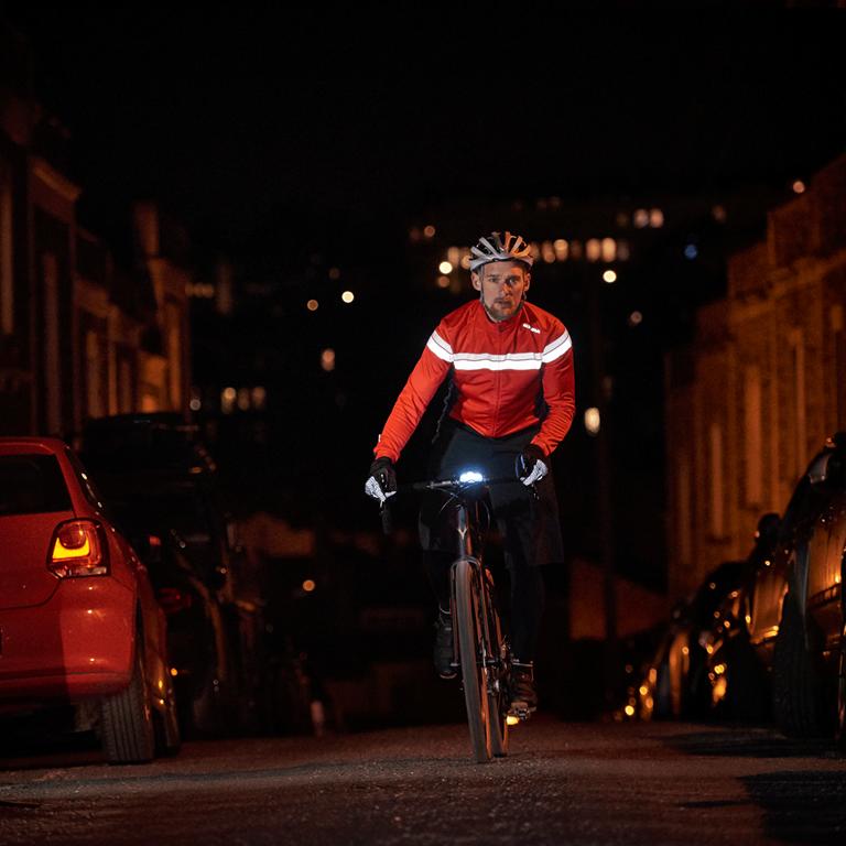 Altura Nightvision 4 jersey red reflective bike