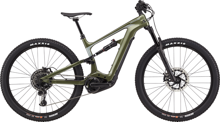 Cannondale 2020 Habit Neo 2 Electric Bike