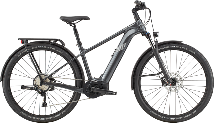 Cannondale 2020 Tesoro x 2 Electric Bike