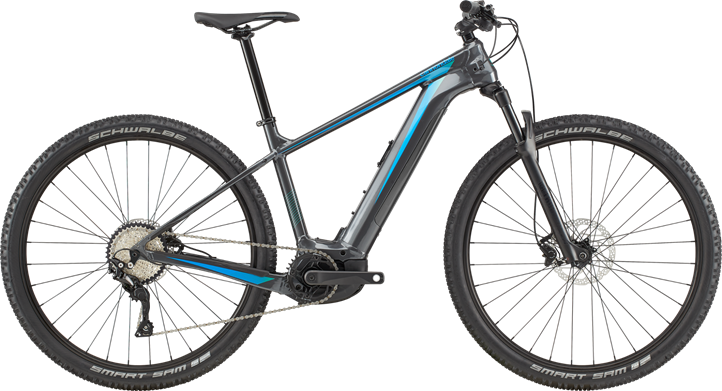 Cannondale 2020 Trail 2 Electric Bike